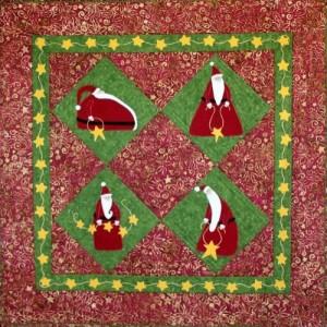 Folksy Santas 2